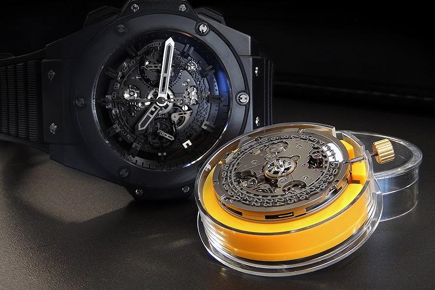 Những dấu ấn huy hoàng của bộ sưu tập đồng hồ Hublot Big Bang