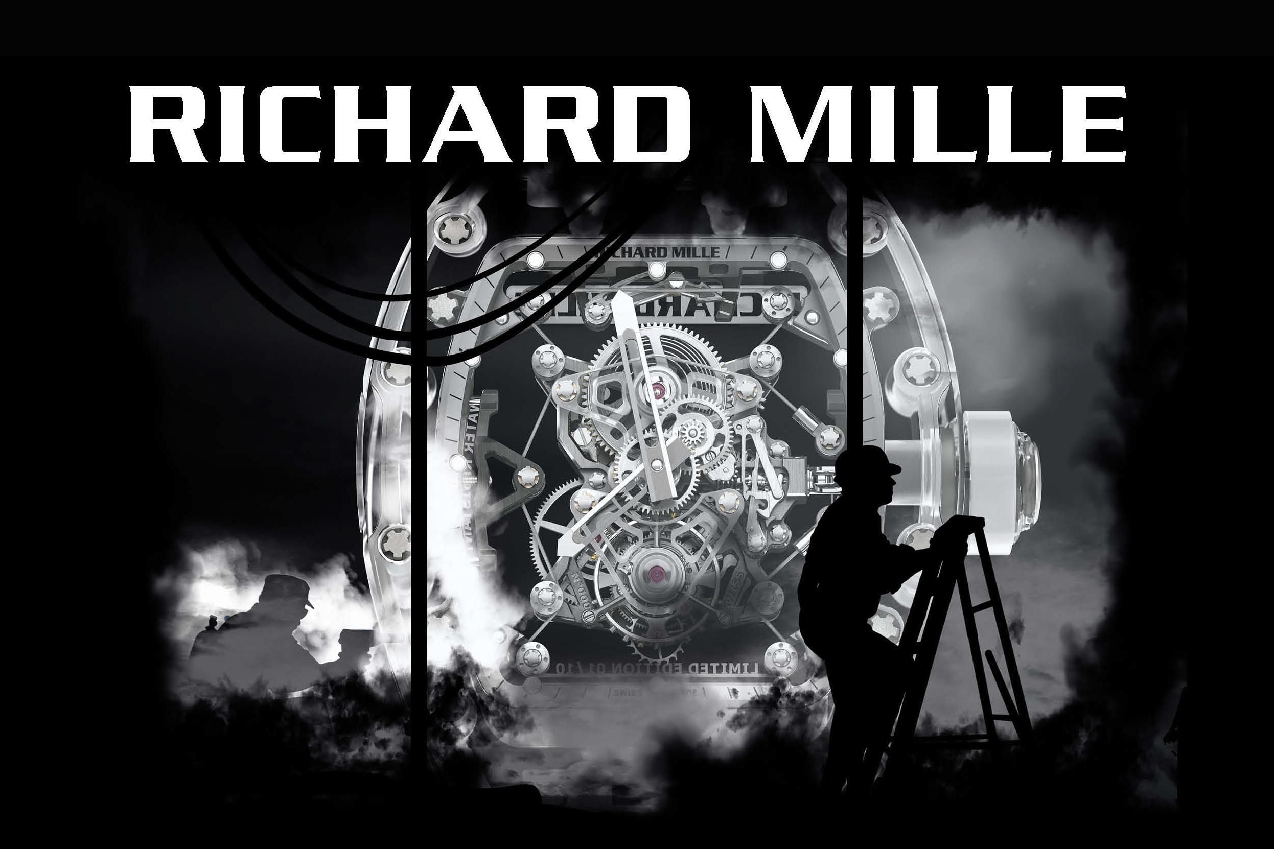 Richard Mille và hành trình hơn 20 năm chinh phục vùng đất của những cỗ máy thời gian