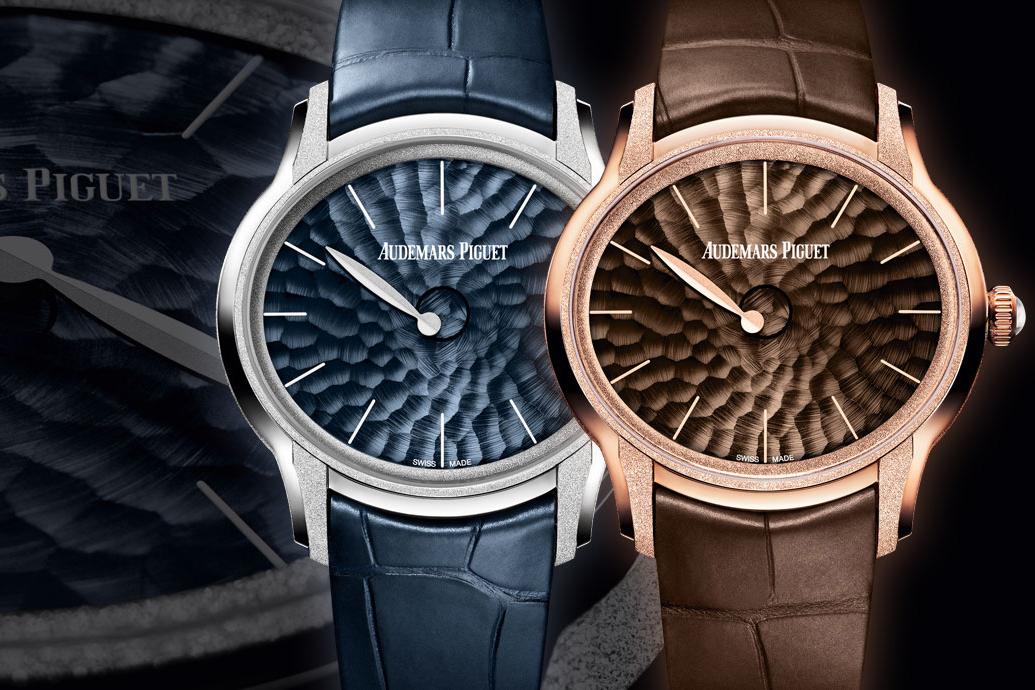 Giới thiệu đồng hồ Audemars Piguet Millenary Frosted Gold Philosophique