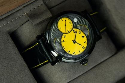 """Bovet vừa cho ra mắt chiếc đồng hồ """"19Thirty Dimier UAE"""" phiên bản giới hạn đặc biệt dành cho Các Tiểu vương quốc Ả Rập Thống nhất"""