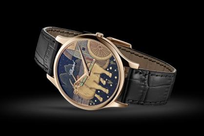 Chopard tiết lộ đồng hồ mới chào mừng năm Tân Sửu 2021