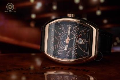 Top 5 đồng hồ nam màu đen được yêu thích nhất tại Boss Luxury