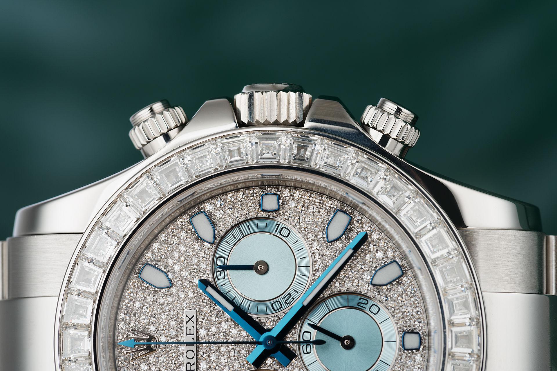 5 mẫu đồng hồ Rolex nạm kim cương sang trọng bậc nhất