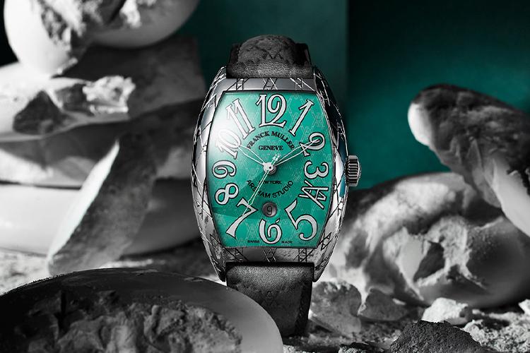 Franck Muller x BWD x Arsham Studios x King Nerd cùng hợp tác và cho ra mắt đồng hồ Casablanca phiên bản giới hạn mới