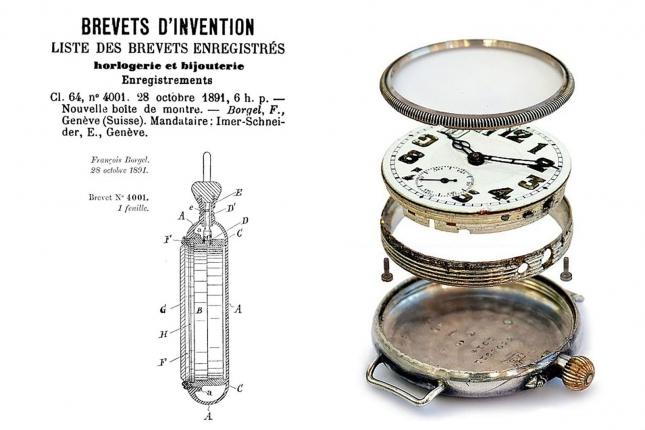 4 bằng sáng chế đã thay đổi bộ mặt của ngành chế tác đồng hồ