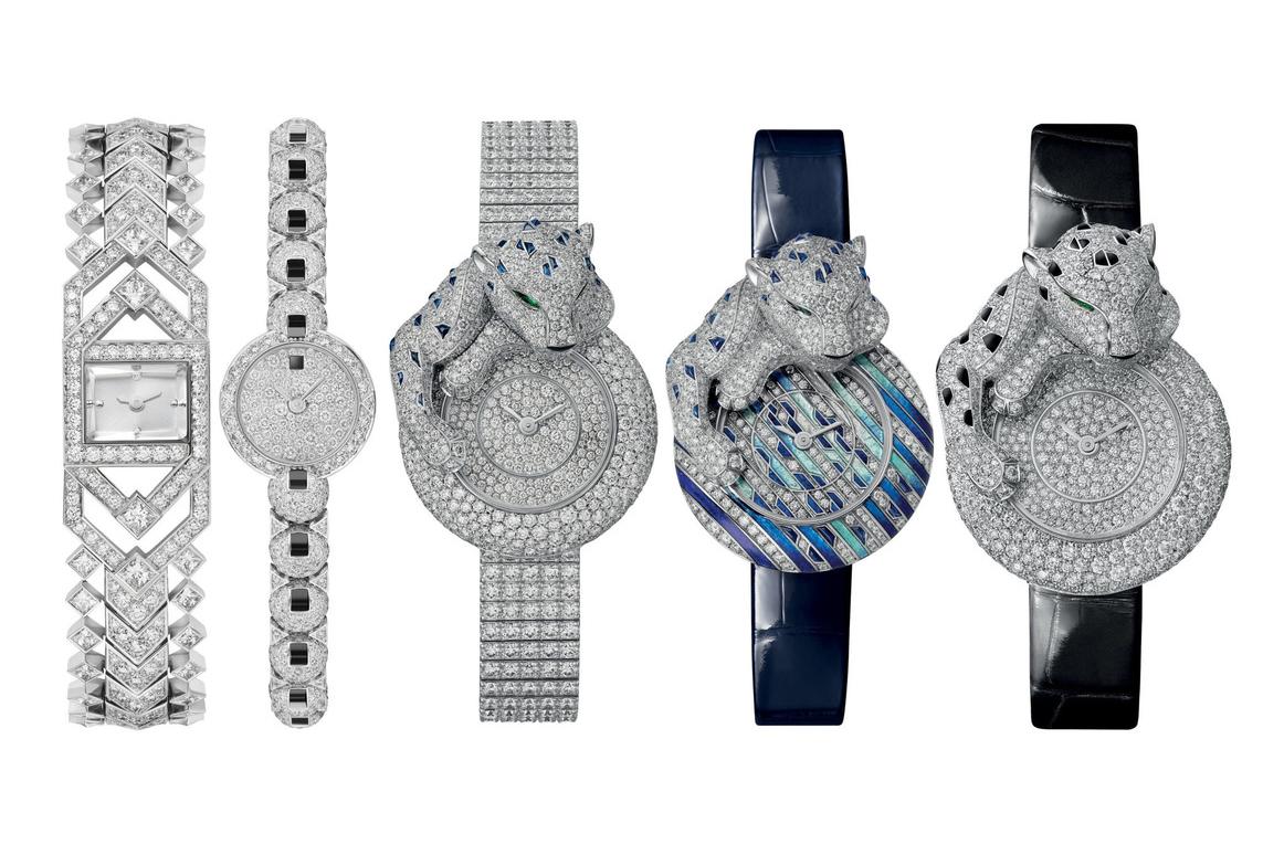 Cartier ra mắt đồng hồ trang sức mới trước Watches & Wonders 2021