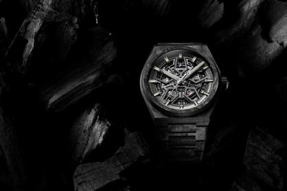 Zenith vừa cho ra mắt 1 đồng hồ mới vào bộ sưu tập Defy với chất liệu hoàn toàn mới