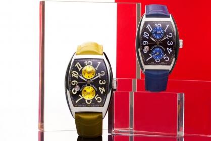 Franck Muller Cintrée Curvex Master Banker Asia Exclusive: Chiếc đồng hồ phiên bản giới hạn dành riêng cho người Châu Á