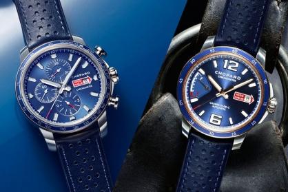 Chopard Mille Miglia GTS Azzurro Power Control và Chrono 2020: Bộ đôi đồng hồ tôn vinh tinh thần cuộc đua Mille Miglia