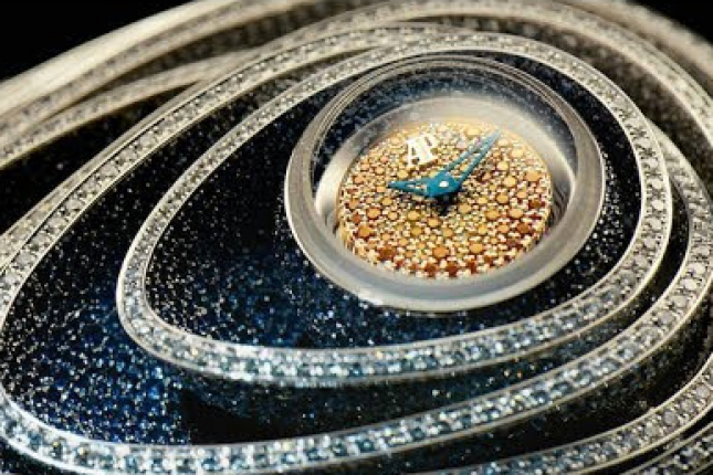 Sang trọng và đẳng cấp với 3 kiệt tác đồng hồ đá quý trong bộ sưu tập Haute Joaillerie của Audemars Piguet