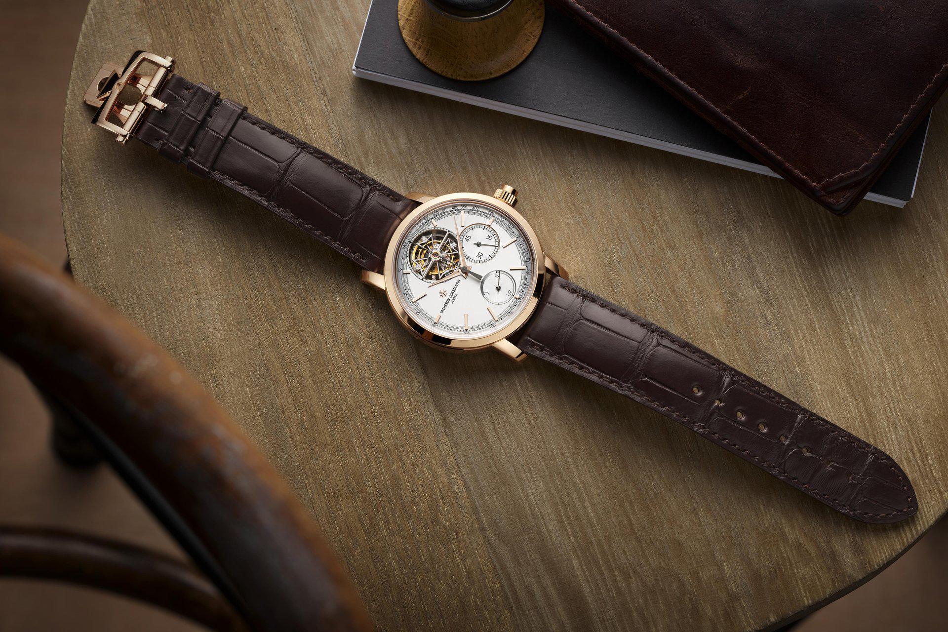Top 6 đồng hồ tourbillion đáng sở hữu nhất dành cho các quý ông