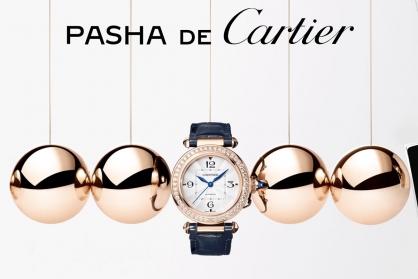 Tìm hiểu câu chuyện 35 năm của Pasha de Cartier