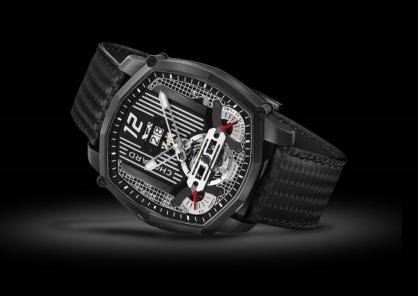 """Chopard Mille Miglia Lab One: Chiếc đồng hồ """"không tròn"""" đầu tiên của thương hiệu"""