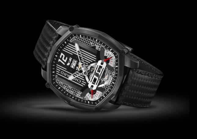 """Chopard Mille Miglia Lab One: Chiếc đồng hồ """"không tròn"""" đầu tiên của thương hiệu."""