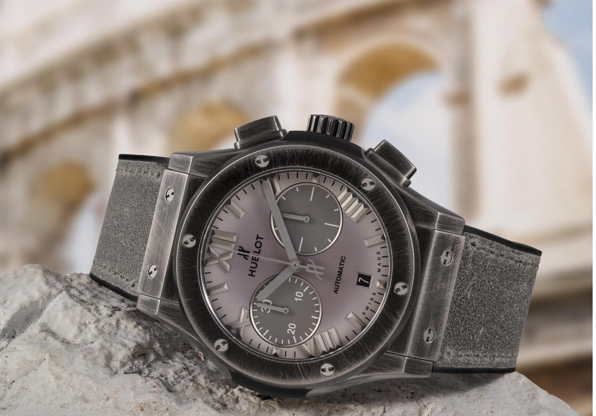Hublot vừa cho ra mắt một mẫu đồng hồ phiên bản giới hạn chỉ 50 chiếc trên toàn thế giới