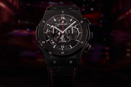 """Hublot và """"Watches of Switzerland group"""" tiết lộ một sản phẩm độc quyền mới"""