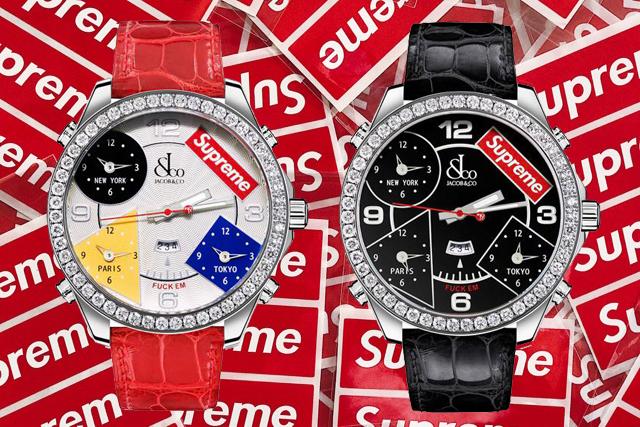 """Jacob & Co vừa tung ra một mẫu """"đồng hồ biểu tượng"""" mới"""