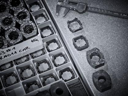 Những vật liệu độc quyền gắn liền với tên tuổi thương hiệu đồng hồ Richard Mille
