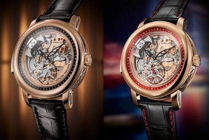 Patek Phillipe vừa cho ra mắt đồng hồ mới dựa trên phiên bản đồng hồ giới hạn trước đó