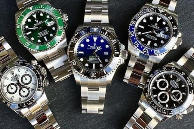 """Top 10 đồng hồ Rolex được các quý ông """"săn lùng"""" nhiều nhất trong thập kỷ qua"""
