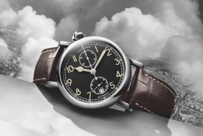 Longines tiếp tục tái hiện lịch sử đồng hồ hàng không với chiếc đồng hồ Heritage Aviation Type A-7 1935