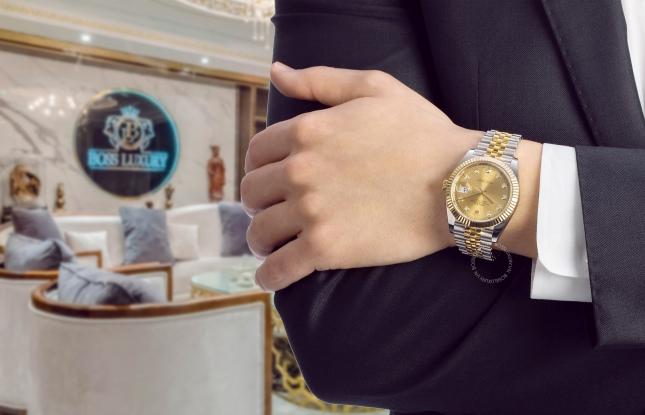 Top 5 mẫu đồng hồ vàng đáng sở hữu nhất dành cho các quý ông