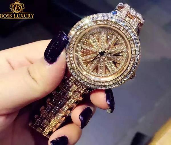 Siêu phẩm đồng hồ Chopard mặt xoay kỷ niệm 25 năm Happy Sport ra đời