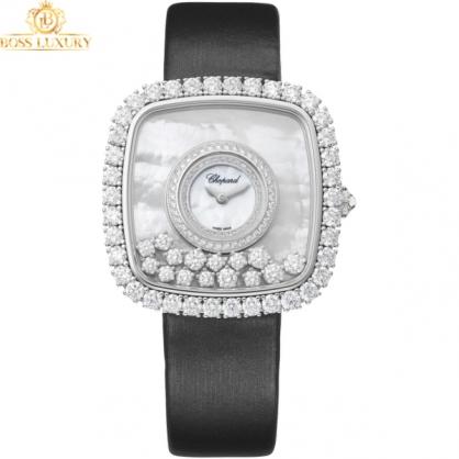 Ngắm 5 mẫu đồng hồ Chopard đính kim cương trong bộ sưu tập nữ mới nhất