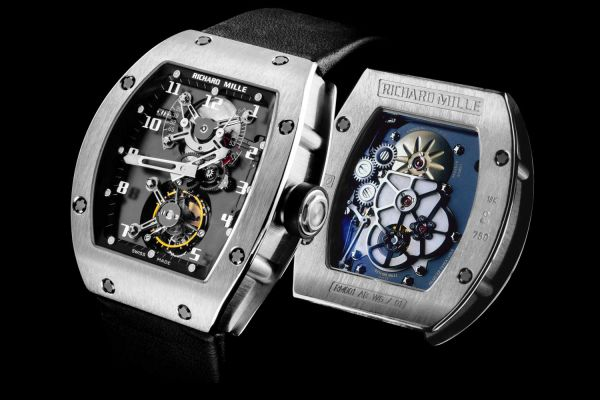 Richard Mille RM001 Tourbillon