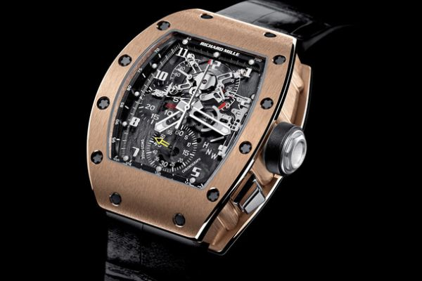 Richard Mille RM 004 Split Seconds Chronograph Felipe Massa