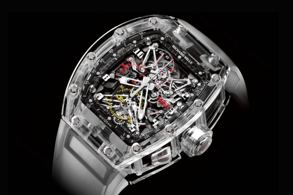 Richard Mille RM 056 All Sapphire Crystal