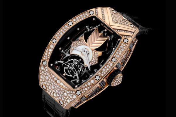 Richard Mille RM 71-01 Tourbillon Talisman
