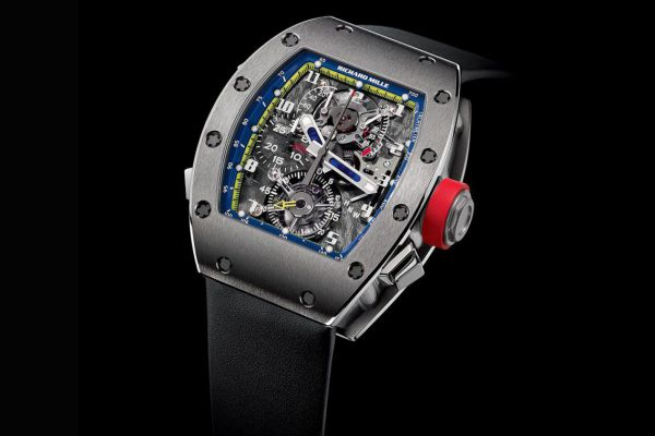 Richard Mille RM 008 Tourbillon Split Seconds Chronograph