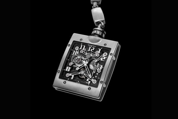 Richard Mille RM 020 Tourbillon Pocket Watch