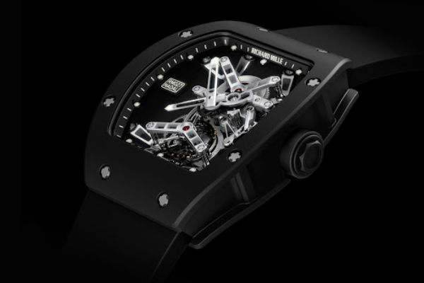 Richard Mille RM 027-01 Tourbillon Rafael Nadal