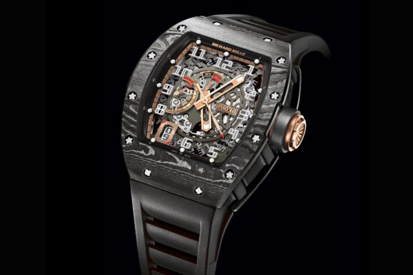 Richard Mille RM 030 NTPT Asia Limited Edition