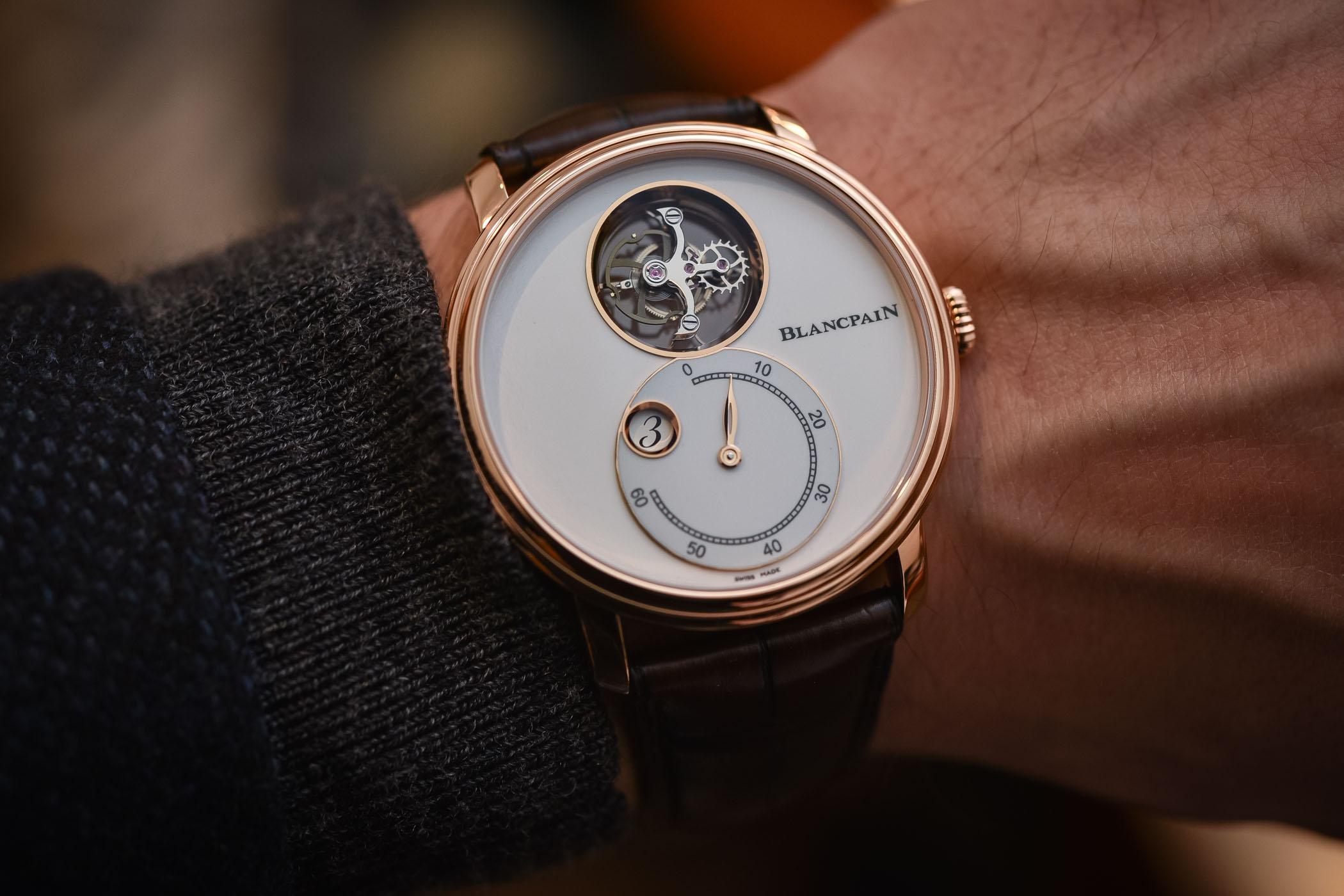 5 Mẫu đồng hồ tourbillon dưới 150.000 USD không nên bỏ lỡ