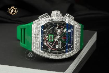 Đánh giá đồng hồ Richard Mille RM11-01 Roberto Mancini