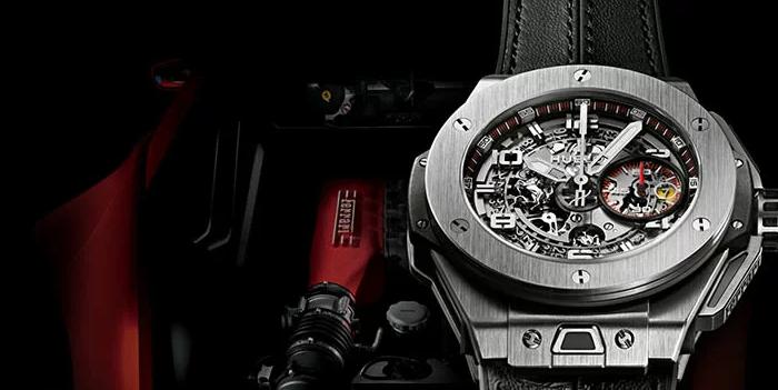 Chiêm ngưỡng một số mẫu đồng hồ Hublot nổi tiếng