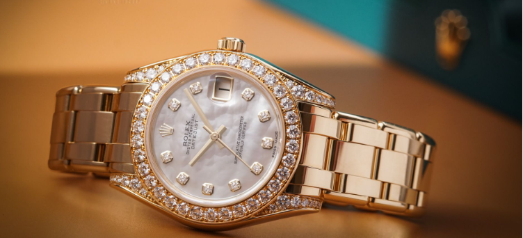 Review đồng hồ Rolex Pearlmaster 81158: Đẳng cấp và đầy quyến rũ