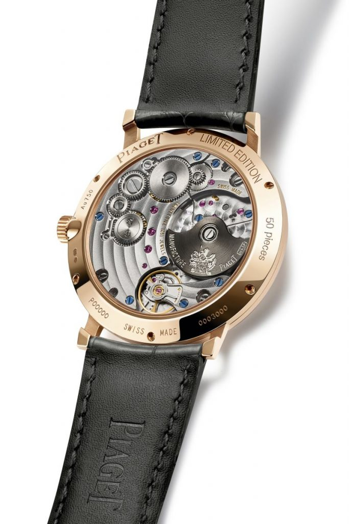 Piaget - Phá vỡ mọi kỷ lục thế giới về chiếc đồng hồ siêu mỏng
