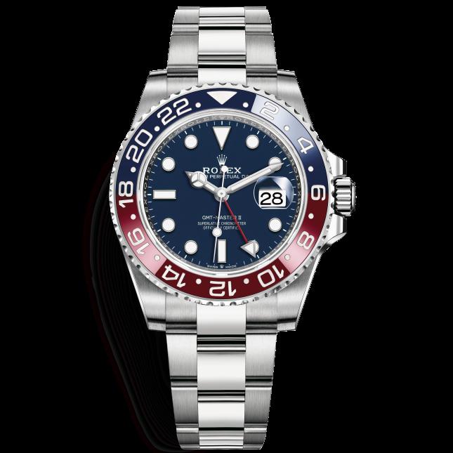 """Rolex GMT-Master 126719BLRO """"đốn tim"""" phái mạnh bằng vẻ đẹp độc đáo"""