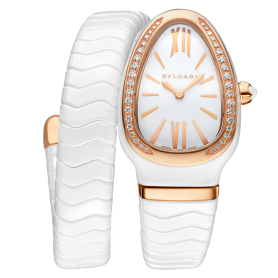 BVL Gari Serpenti Spiga Watch