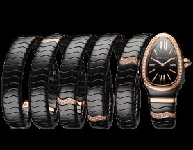 BVL Gari Serpenti Spiga Watches 102888