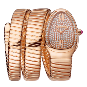 BVL Gari Serpenti Tubogas Watch