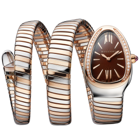 BVL Gari Serpenti Tubogas Watches