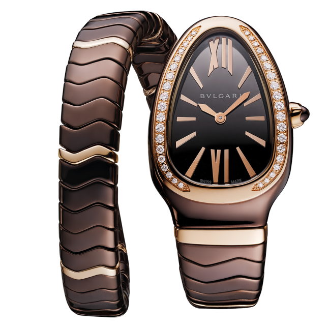 BVL Gari Serpenti Spiga Watches
