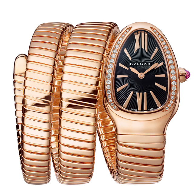 BVL Gari Serpenti Tubogas Watch 101814