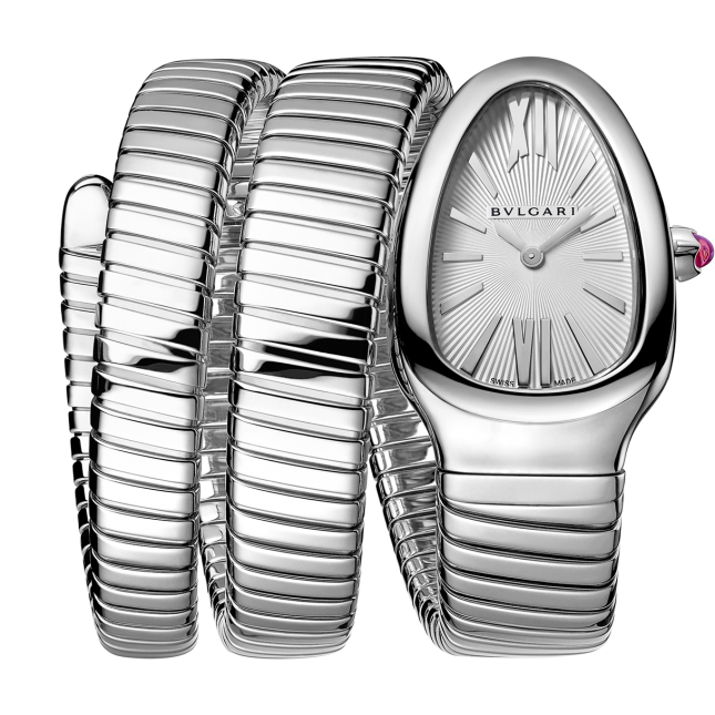 BVL Gari Serpenti Tubogas Watch 101911