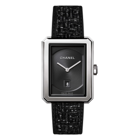 Chanel Boy Friend Tweed H5503